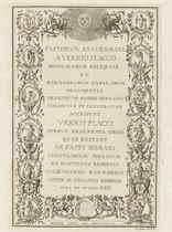 FOGGINI, Pier Francesco (1713-1783) Fastorum anni romani Rom