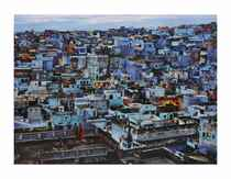 The Blue City, India, 2010