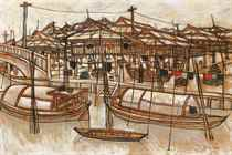 BOATS AND HOUSES ON STILTS