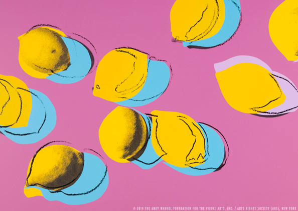 Andy Warhol @ Christie's: A Taste of Spring