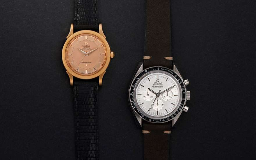 Rare Omega Watches
