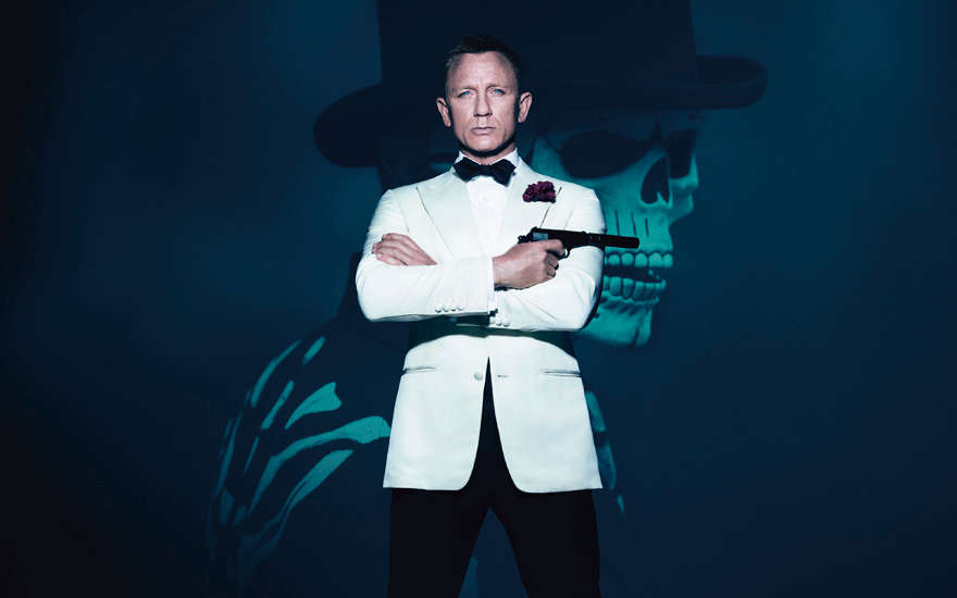 James Bond Spectre The Auction