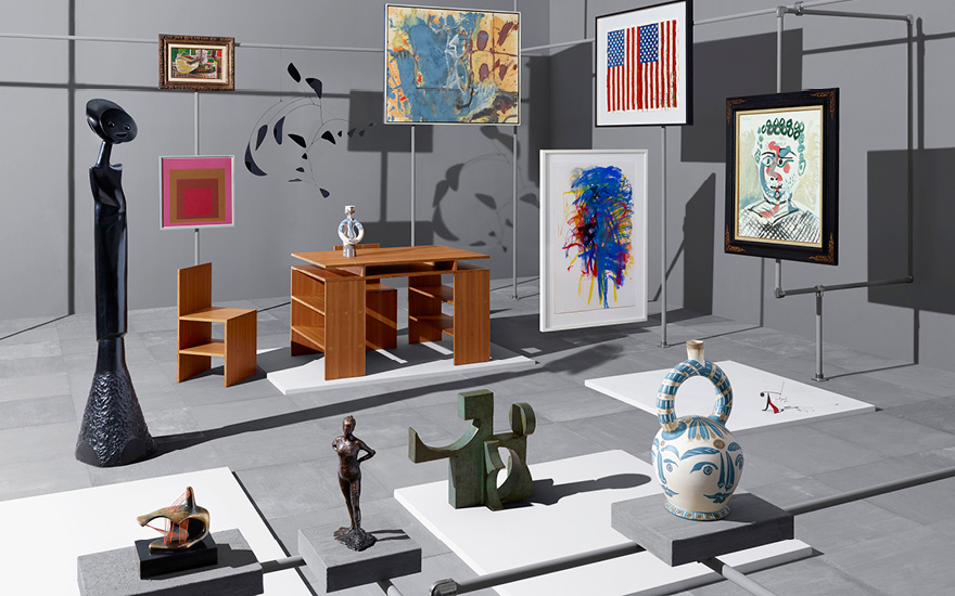 20th Century at Christie's