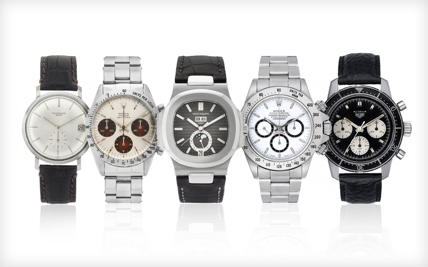 Christie's Watches Online Time for the Holidays