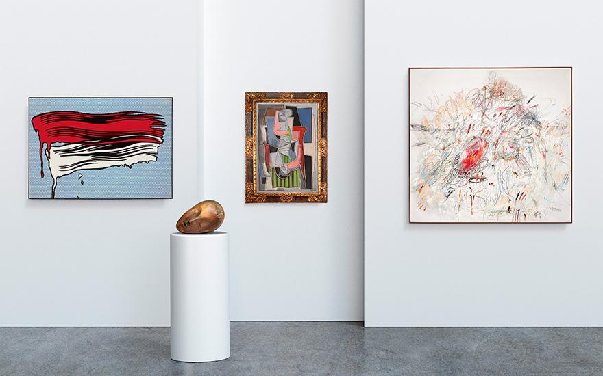 Art auction house jobs nyc