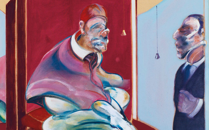 Francis Bacon's two greatest obsessions