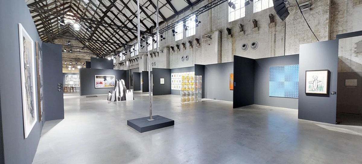 Virtual tour: Post-War & Contemporary Art