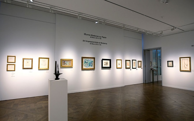 Virtual tour: This March at Ch auction at Christies
