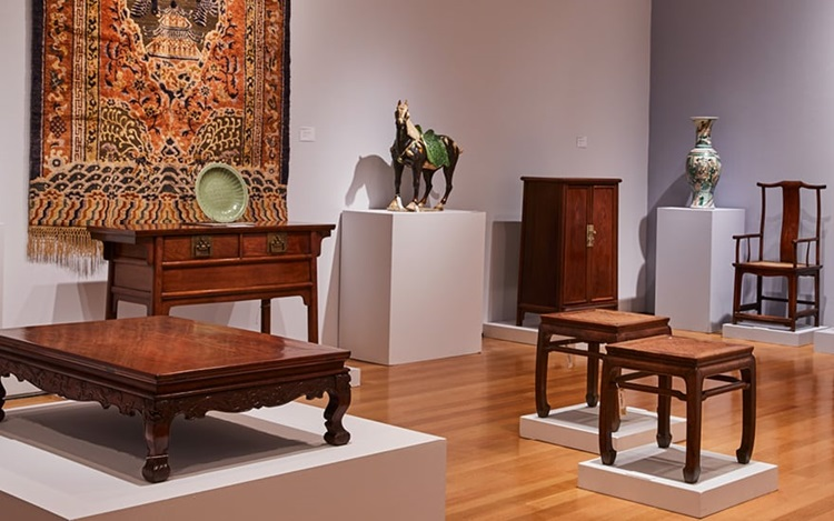 Virtual tour: Asian Art Week i auction at Christies
