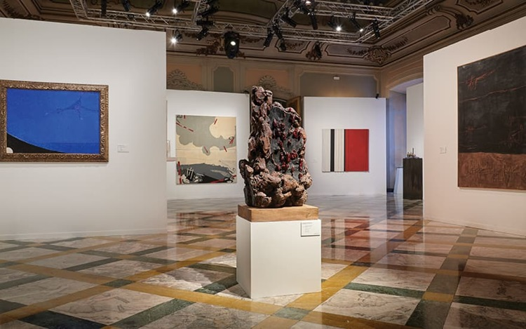 Virtual tour: Thinking Italian auction at Christies