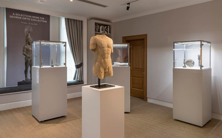 Virtual tour: A Selection from auction at Christies