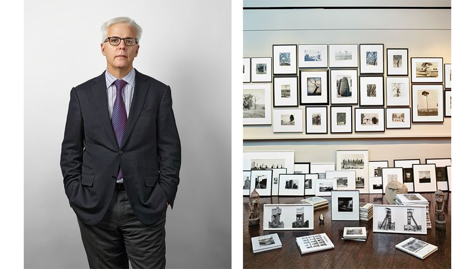 Collectors & their collections Gregory Gooding