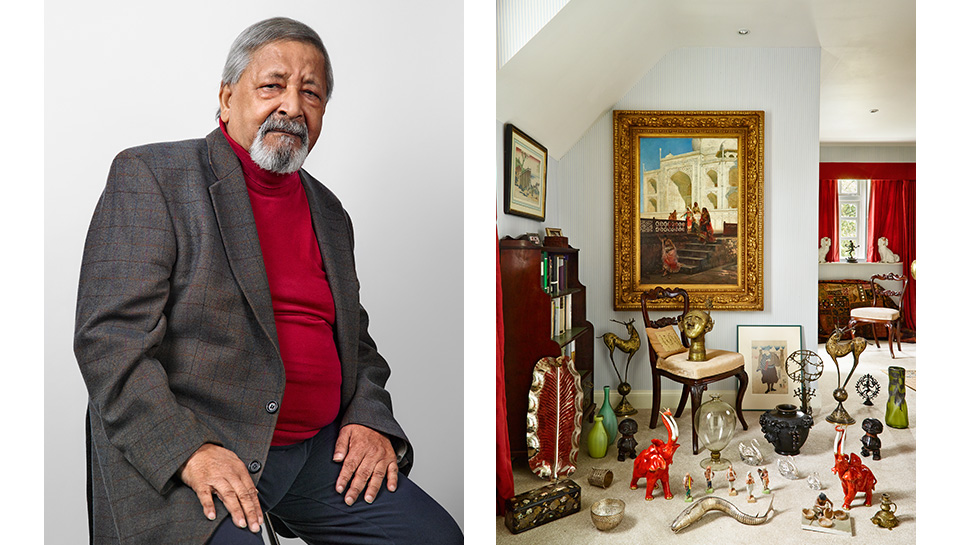Collectors & their collections V.S. Naipaul