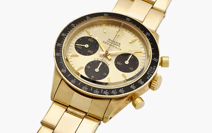 Vintage watches vs new what 39 s the better investment christie 39 s for Watches better than rolex