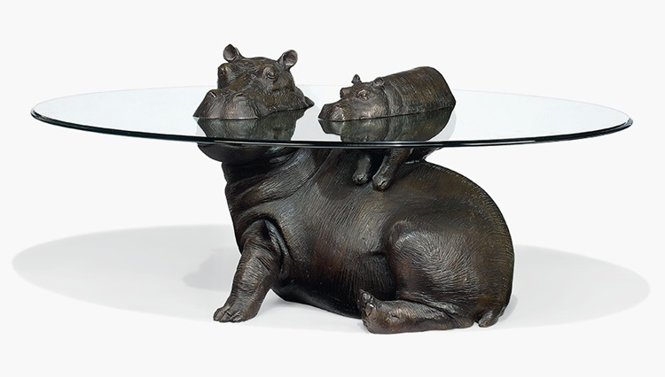 Animal attraction auction at Christies
