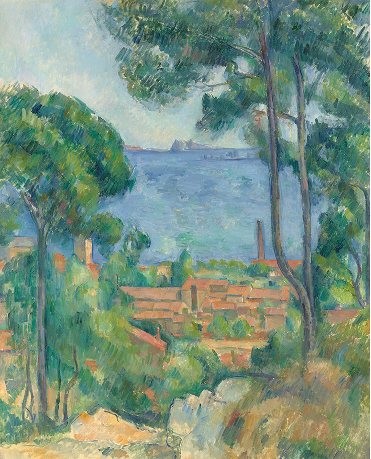 essay on paul cezanne Paul cÉzanne post impressionism, as the name would suggest, is the art movement that directly followed impressionism one artist, who led the post impressionism.