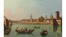 Old Master Views: No. 1 auction at Christies