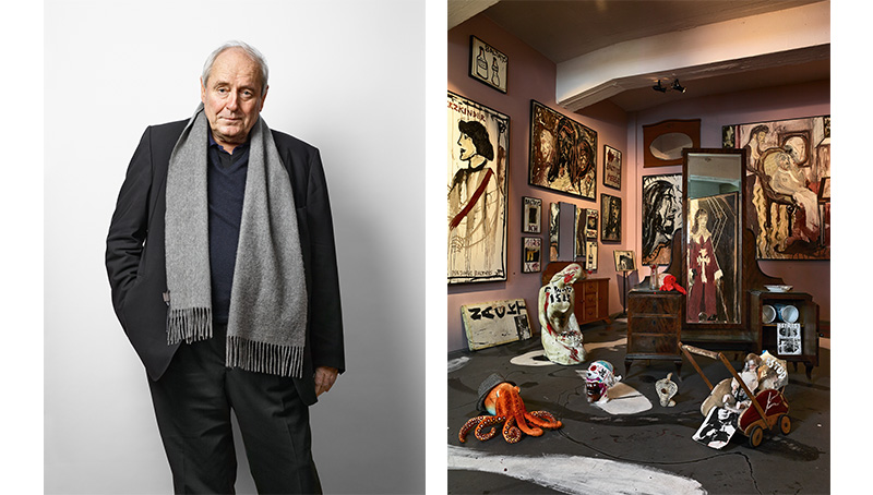Collectors & their collections Harald Falckenberg