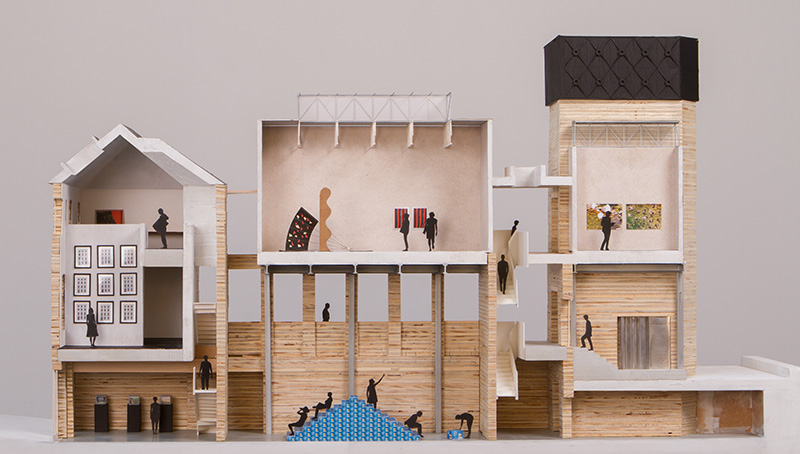 Goldsmiths College seeks funds for new public gallery