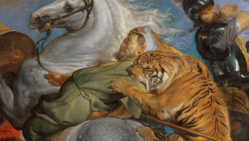 Rubens 'His impact on art history transgressed frontiers'