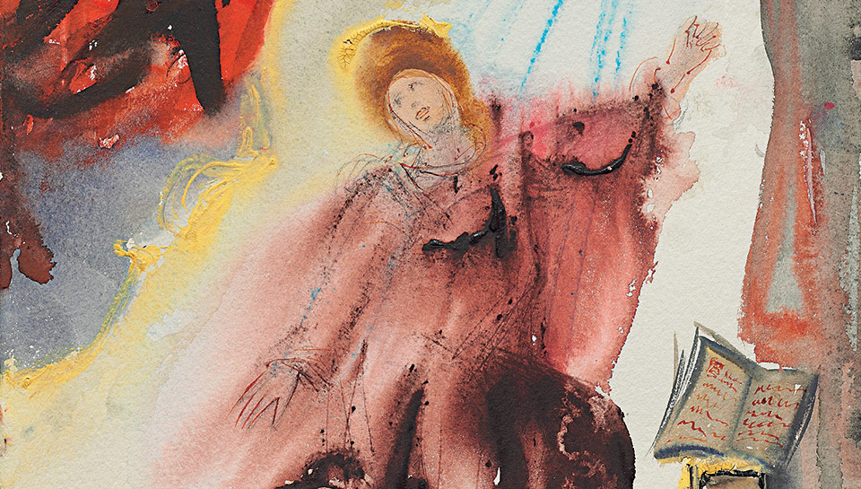 The Gospel According to Dalí