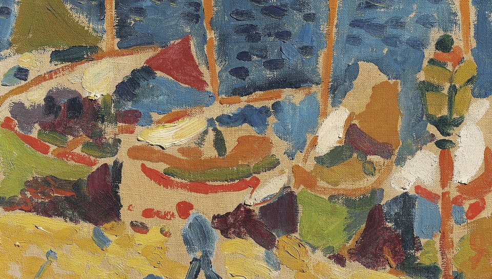 From Fauvism to Cubism: Landma