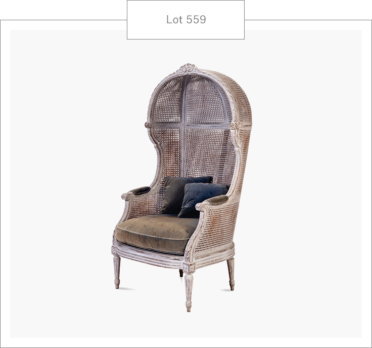 bliss summers furniture specialist new york a louis xvi style grey painted porters chair