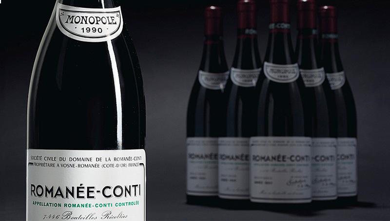 Christie's Top 20 Wines of 2014
