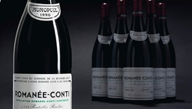 Christie's Top 20 Wines of 201