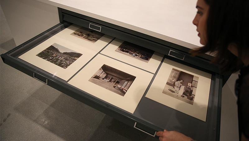 Sol LeWitt: The artist as coll