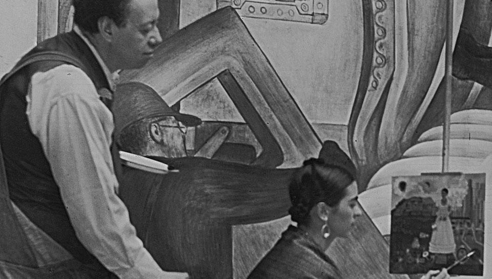 Rivera and Kahlo Triumph in Detroit