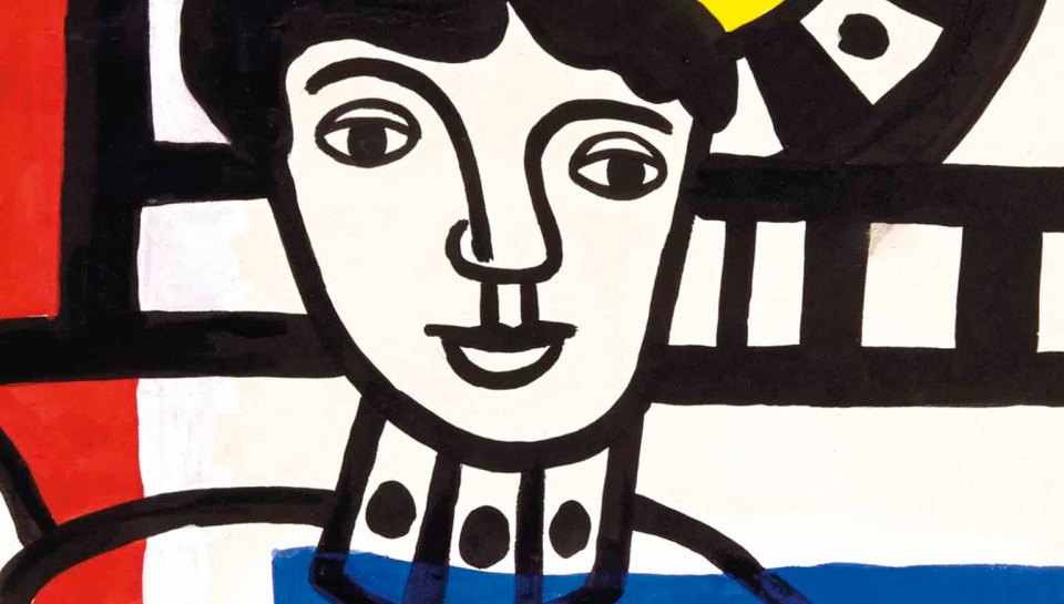 'Go to the circus' Fernand Léger  and the greatest show on Earth