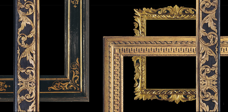What goes around: The art of framing | Christie\'s