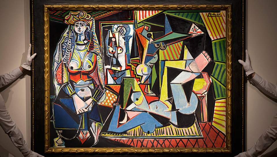 "Picasso's Les femmes d'Alger (Version ""O"") set to star in New York"