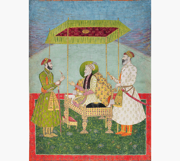 Blood-Thirsty: The sword of a Mughal Emperor | Christie's