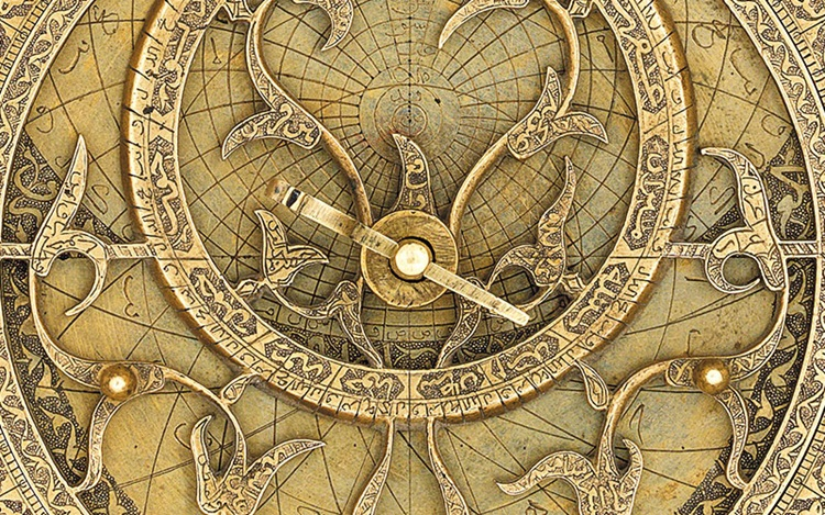 Astrolabes: Tools for decoding auction at Christies