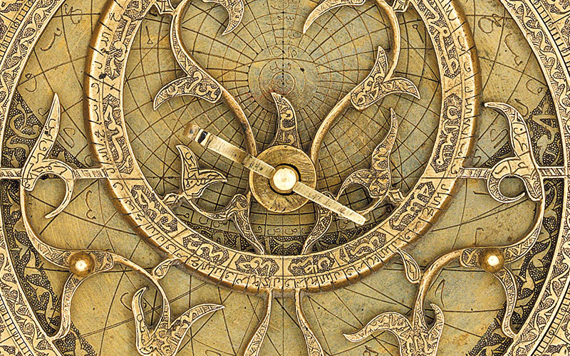 Astrolabes: Tools for decoding