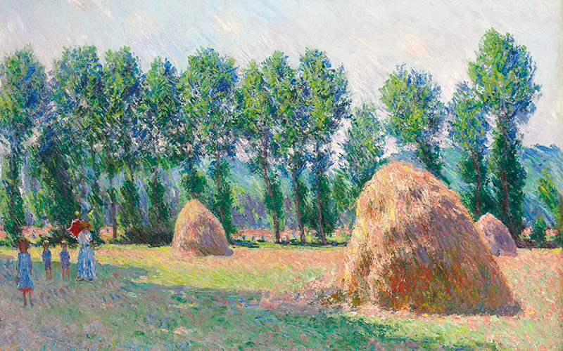 monets years at giverny beyond impressionism