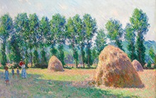 Monet, Giverny and the making  auction at Christies