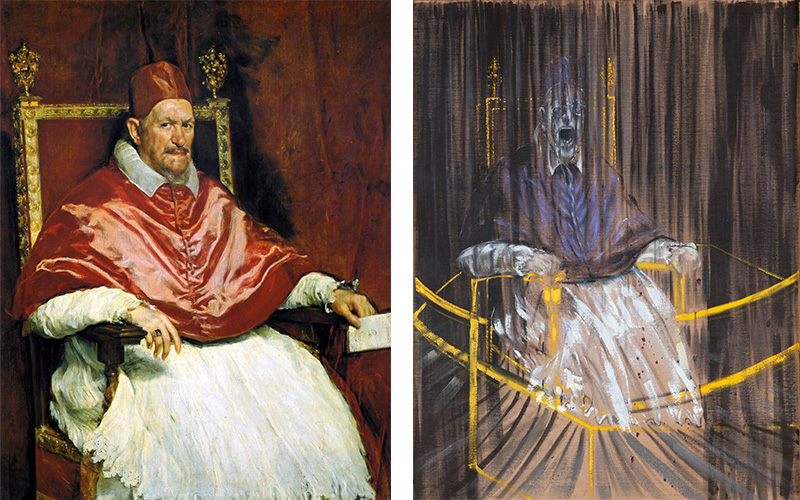 francis bacon inspired by the masters christie s