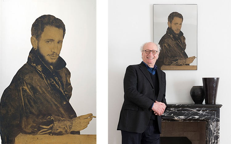 Pistoletto, Boetti and the ori auction at Christies