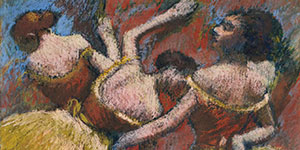 Ballet stars discuss the brilliance of Degas