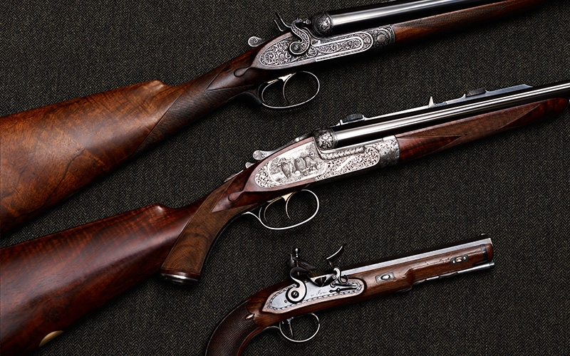 Collecting guide Rare and valuable guns