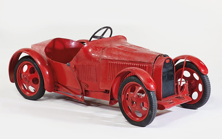 Pedal to the metal: Paris Inte auction at Christies