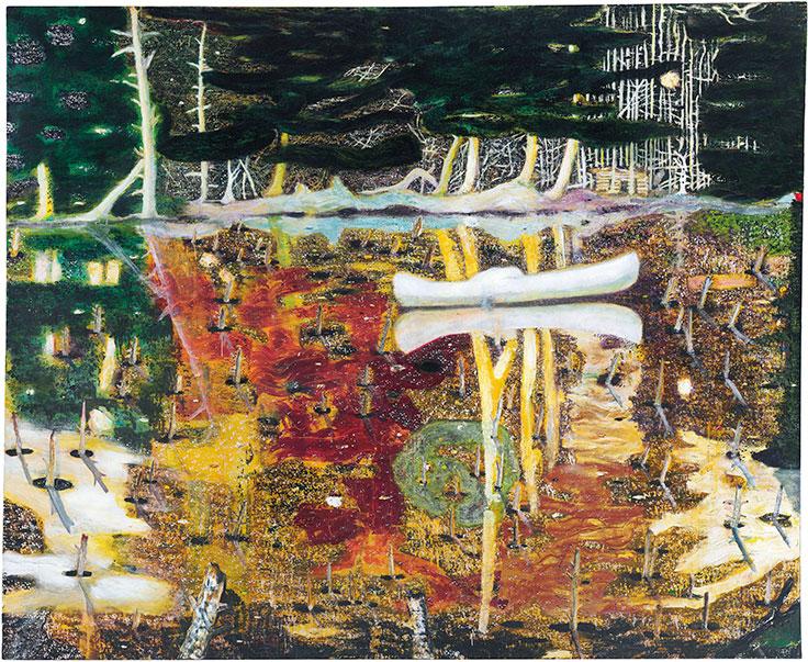 Peter Doig The Transformative Landscape Christie S