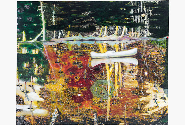 Peter Doig The transformative landscape