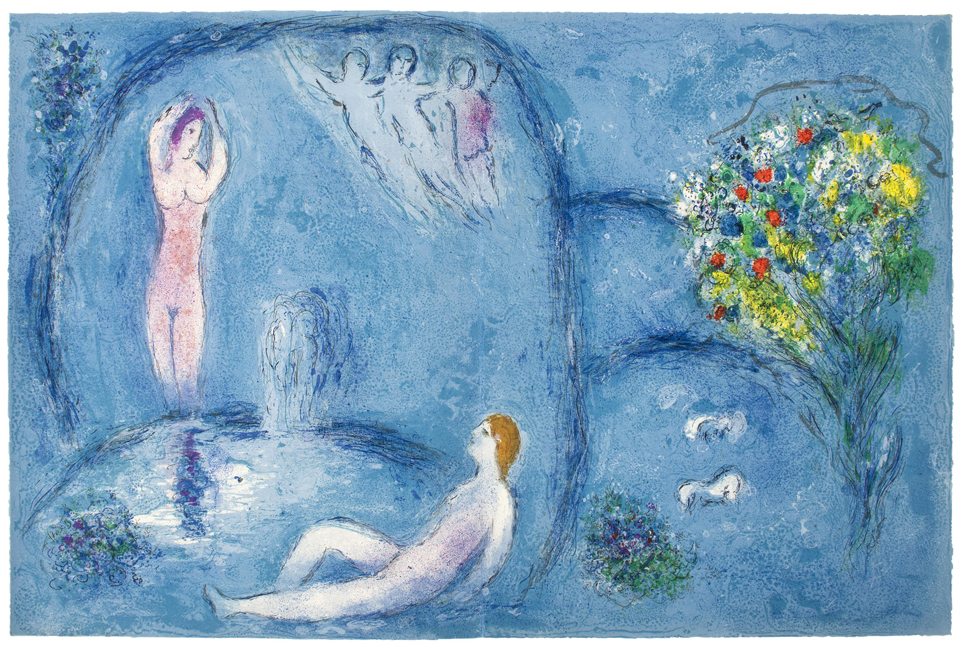 Chagalls Daphnis and Chloé