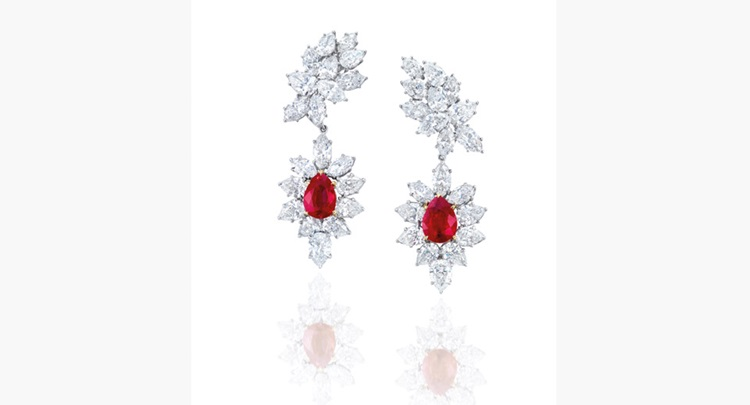 Ruby:  The King of Precious St auction at Christies