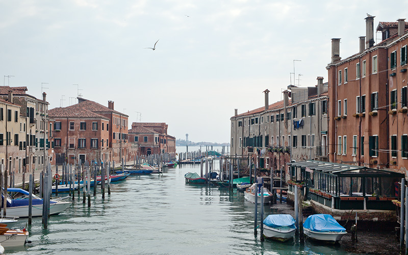 Why Giudecca is the place to go