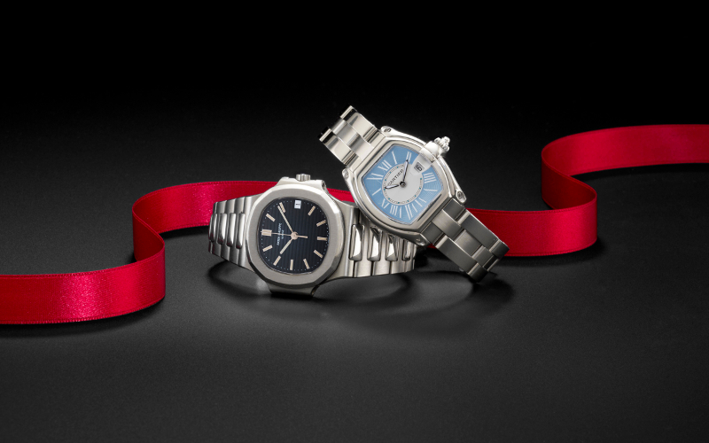 The art of giving The timepiece as the perfect gift